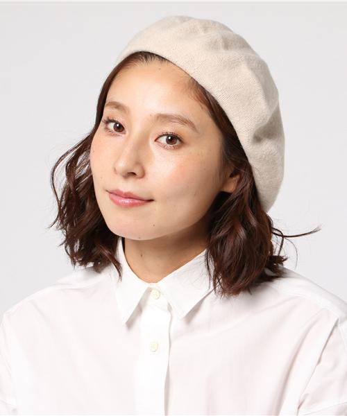 [VIBGYOR] カラフルウールベレー帽