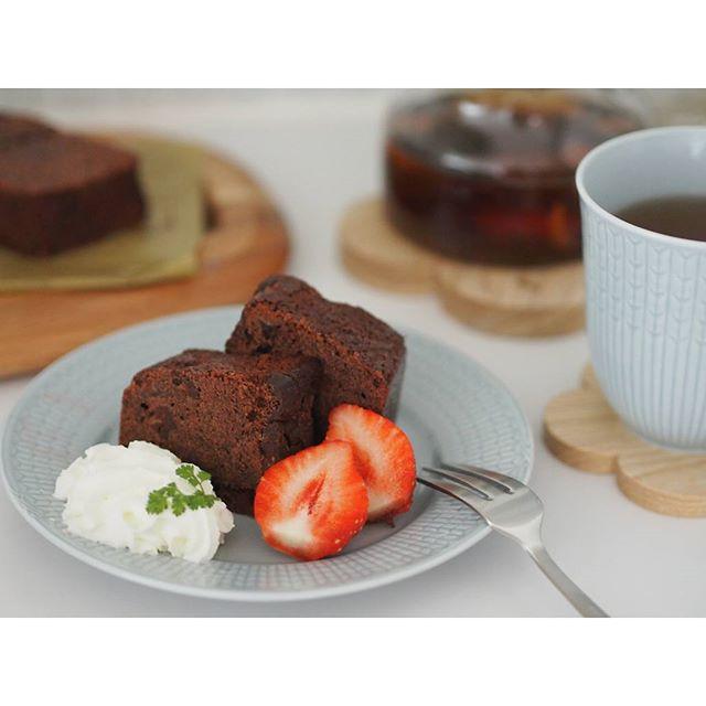 おうちカフェでチョコレート三昧♡8