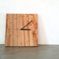 インテリアのアクセントに!「壁掛け時計」を取り入れた暮らし☆