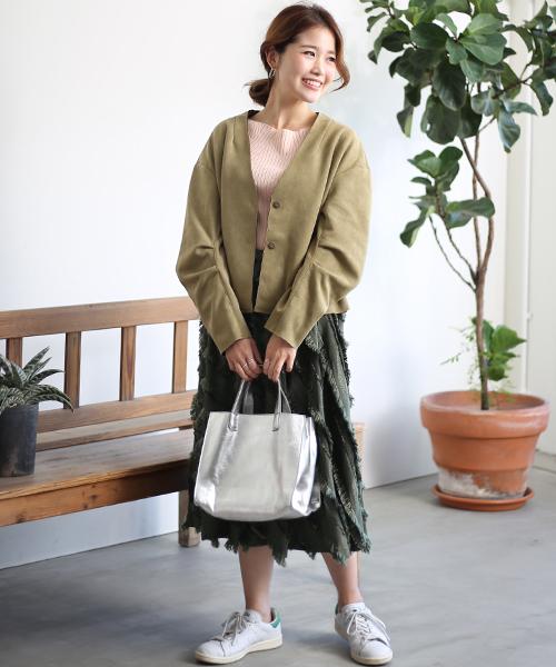 [Bou Jeloud] 【WEB限定】立体バルーンショートジャケット