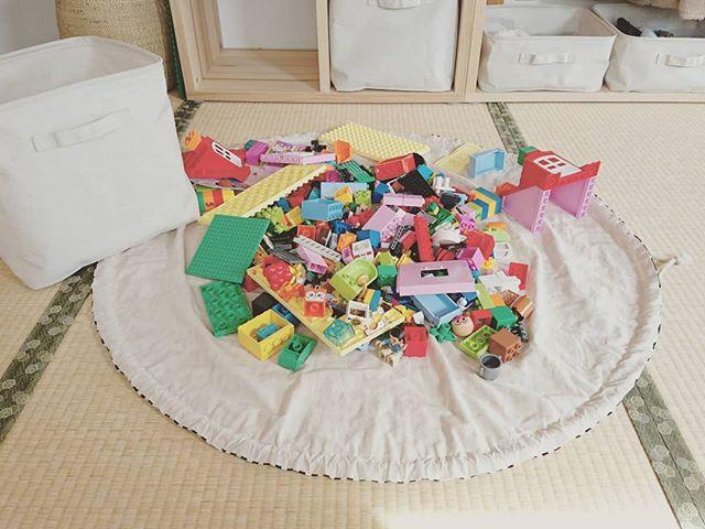 おもちゃの収納術
