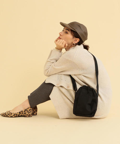 [BEAUTY&YOUTH UNITED ARROWS] 【別注】<FREDRIK PACKERS>DVISION ショルダーバッグ