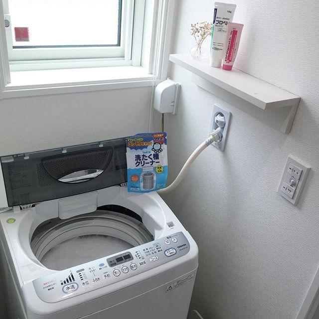 無印の壁に付けられる家具は収納に便利!5