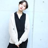 レトロ感がポイント☆大人可愛い【オープンカラーワンピース】15選!