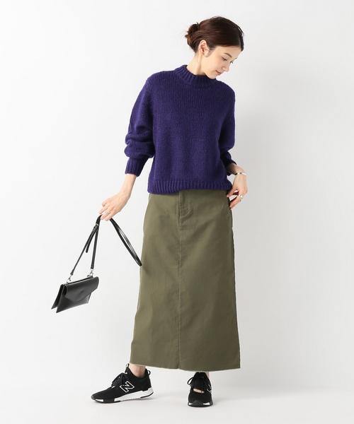 ストレッチサージタイトスカート