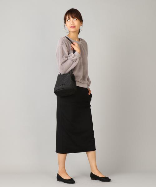 [COLONY 2139] 【セットアップ可】裏毛スウェットタイトスカート
