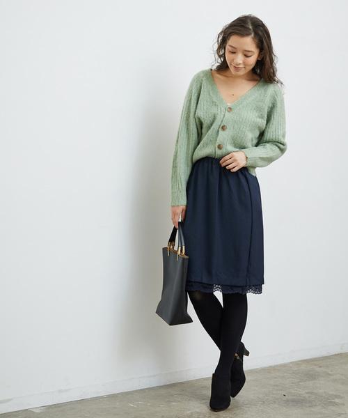 [ROPE' PICNIC] 【2WAY】リバーシブルタイトスカート