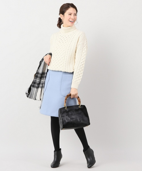 [La TOTALITE] ポケットダイケイスカート
