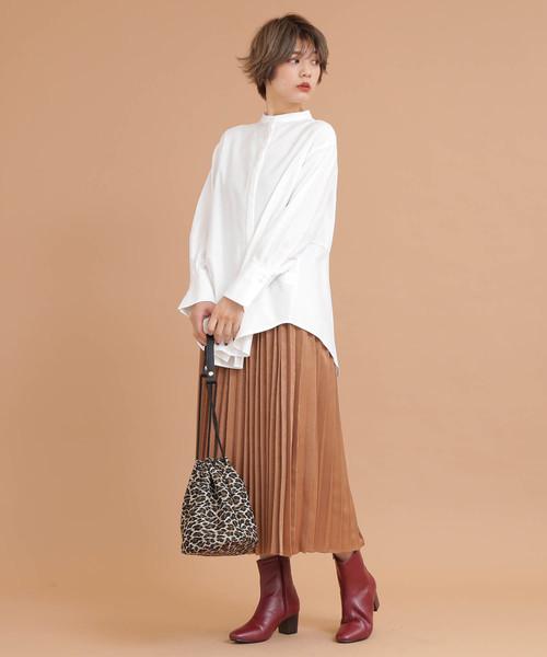 [FREE'S MART] ◆アコーディオンプリーツスカート