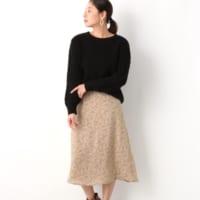 【6000円以下】春まで着れる♪花柄スカートをプチプラでGET!
