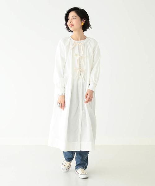 バックトゥフロント メディカルドレス
