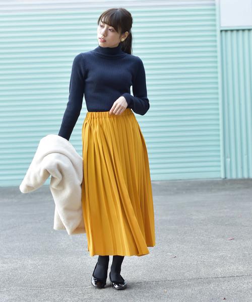 [rps] プリーツスカート