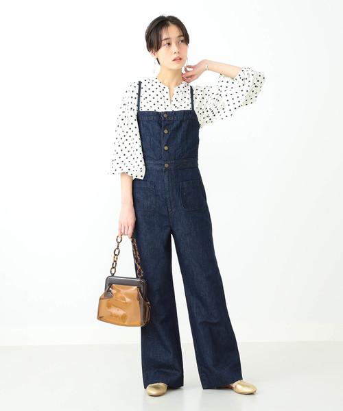 [BEAMS WOMEN] 【WEB限定】Lee / Marin サロペット