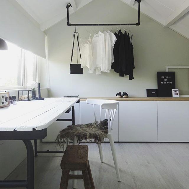 お部屋を広く見せるコツ⑤衣類や日用品はコンパクトにまとめる