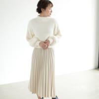 女っぽさをたっぷり引き出す♡冬のお手本スカートコーデ15選