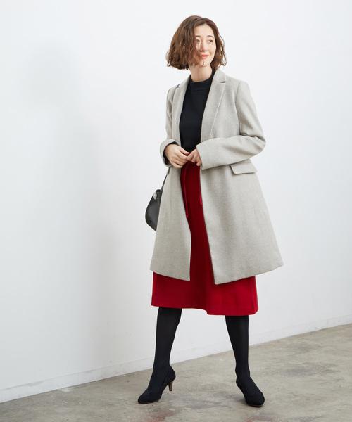 [ROPE' PICNIC] ビッグポケットスカート