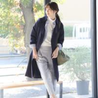 春まで着こなせる「トレンチコート」特集☆パンツ&スカートスタイル15選