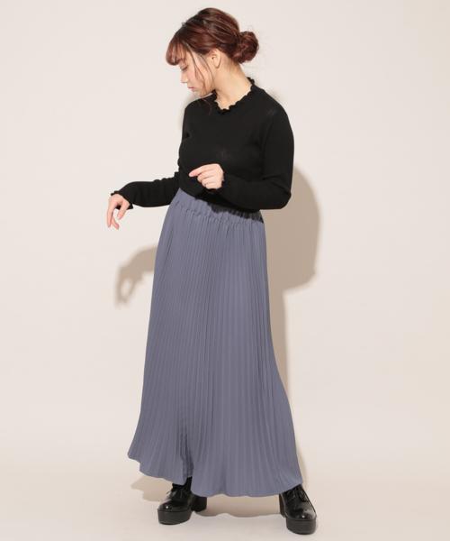 [apres jour] 【2019SS】アソートプリーツスカート【ZOZOTOWN限定アイテム】