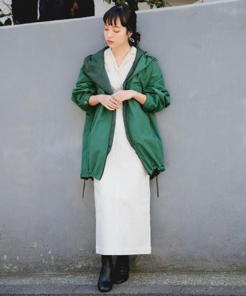 [LOWRYS FARM] ハイウエストタイトスカート 824114