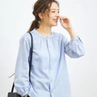 【ストライプシャツ・ブラウス】を活用♪オン・オフ着回しOKの大人女子コーデ特集