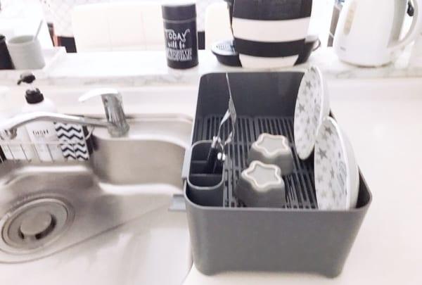 水切りカゴ・水切りマット3