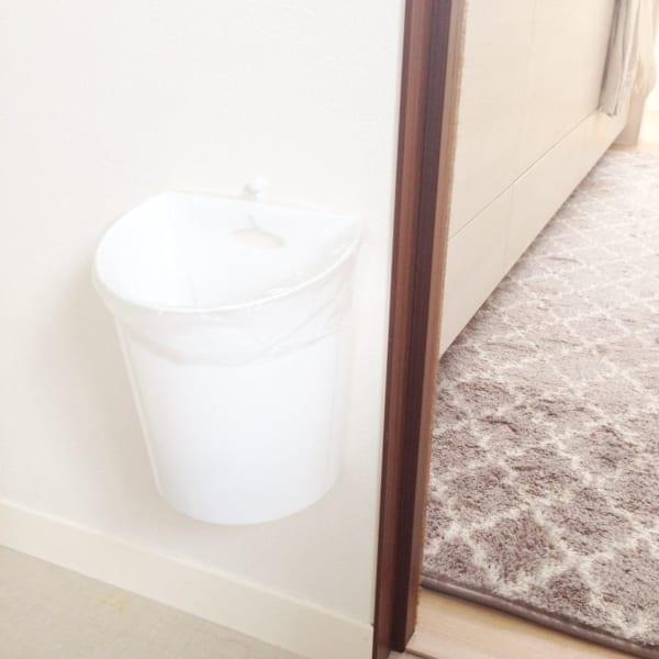 ニトリ・セリア・キャンドゥのアイテムで洗面所をすっきりと収納9