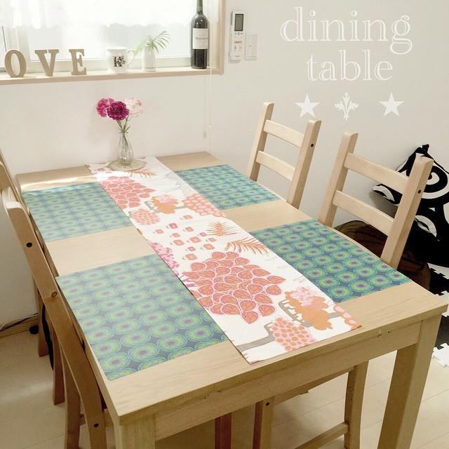 ダイニングテーブル インテリア6