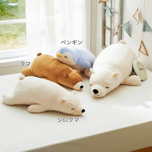 クマ 抱き枕