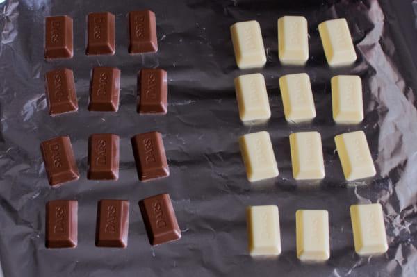 チョコ 作り方 ダース