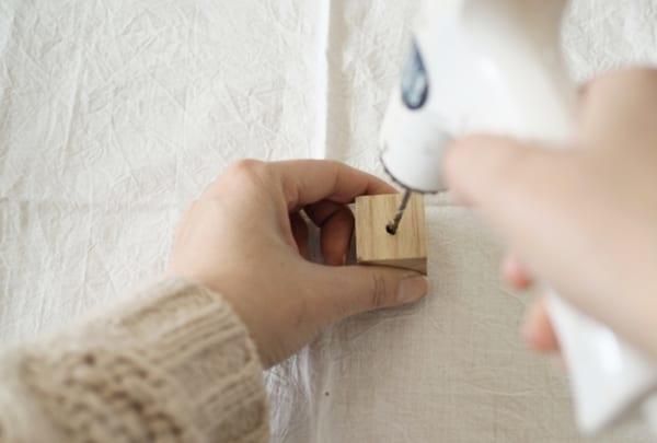 ひな祭りディプレイ DIY ぼんぼり 作り方