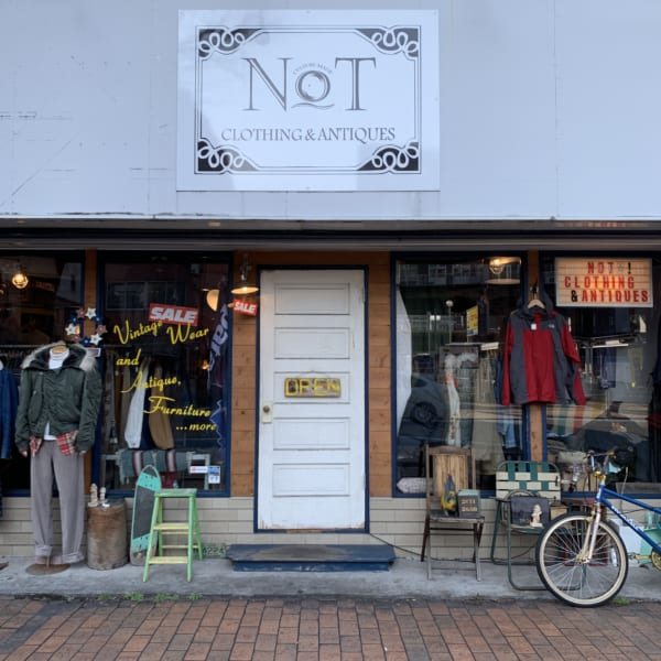 Clothing&Antiques NoT