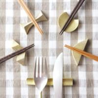 食卓の雰囲気をワンランクアップ!毎日使いたい素敵な箸置き特集☆