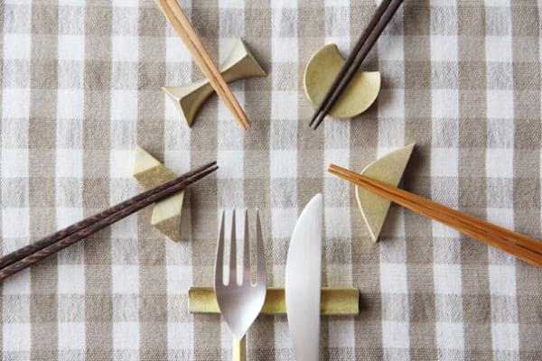 食卓を彩る箸置き9