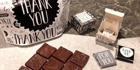 2019年の100均バレンタインはタブレット型チョコで決まり!