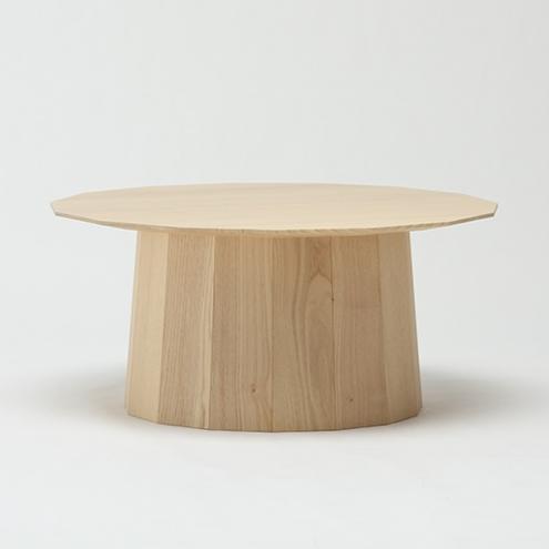 「カリモク ニュースタンダード」のカラーウッド・プレーン・テーブル エリソン・ナチュラル