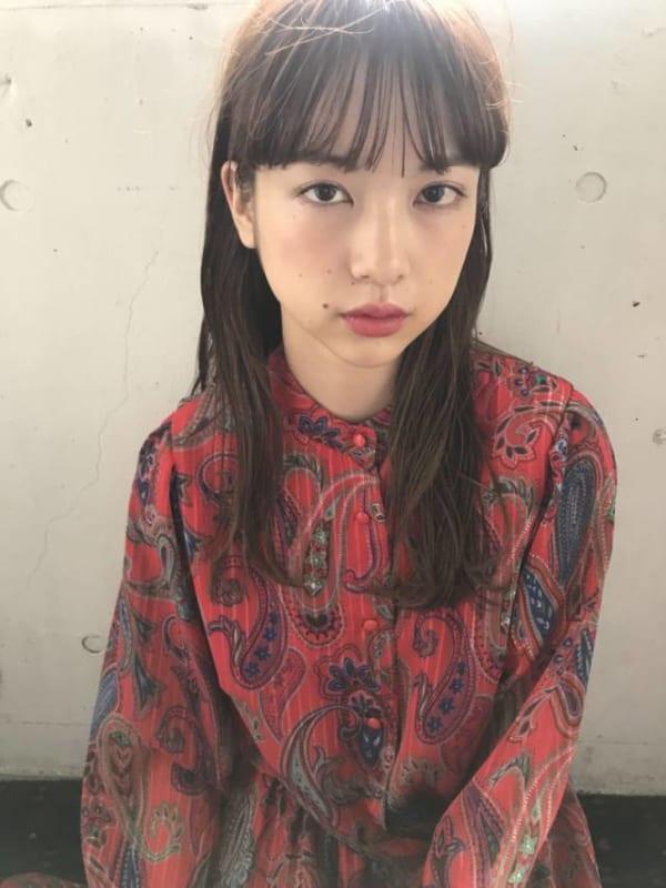 ぱっつんワイドバング19
