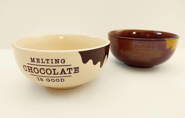 キャンドゥのチョコレートシリーズ・ボウル