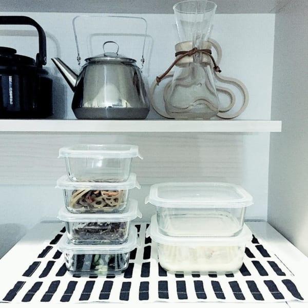 ダイソーで買うべきアイテム 耐熱ガラス食器2