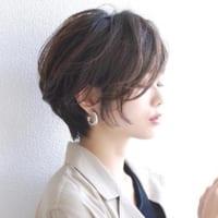 短めボブでさっぱり☆クール&ピュアがミックスされたヘアスタイル特集!