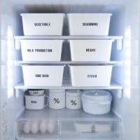 冷蔵庫収納にオススメ!常備菜やドリンク・調味料保存に便利な収納グッズ♪