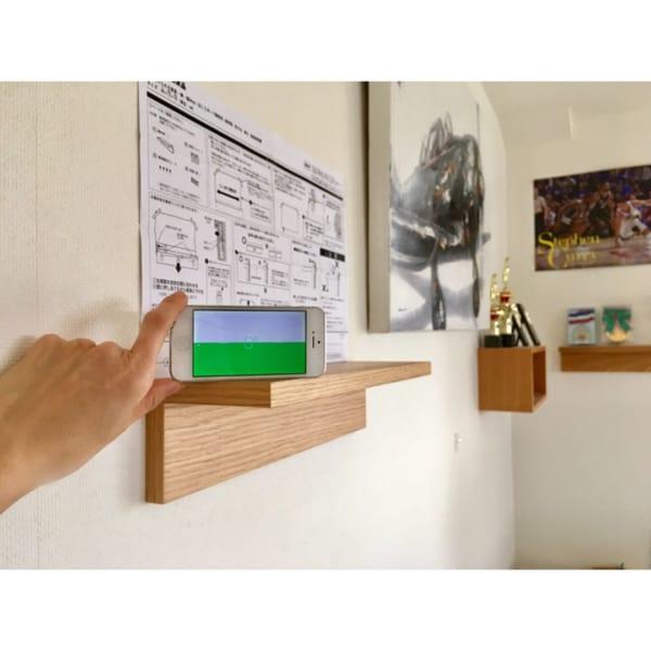無印の壁に付けられる家具は賃貸でも使える!2