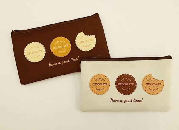 キャンドゥのチョコレートシリーズ・ペンケース