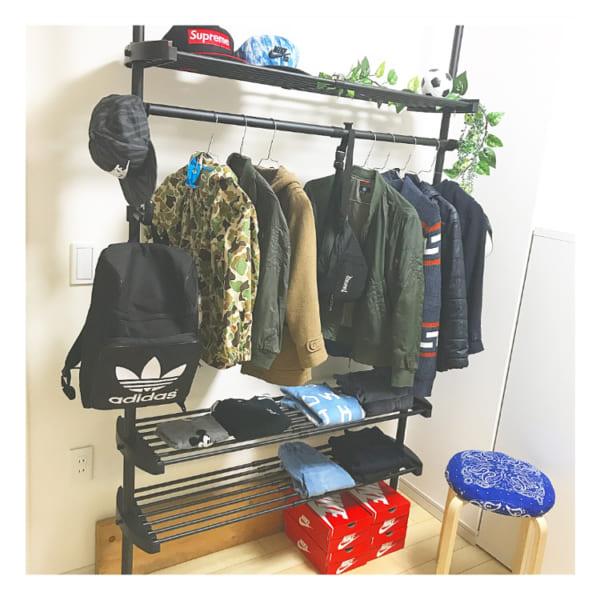 コート収納⑤コート収納におすすめのアイテム特集18