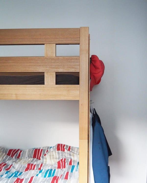 無印 二段ベッド