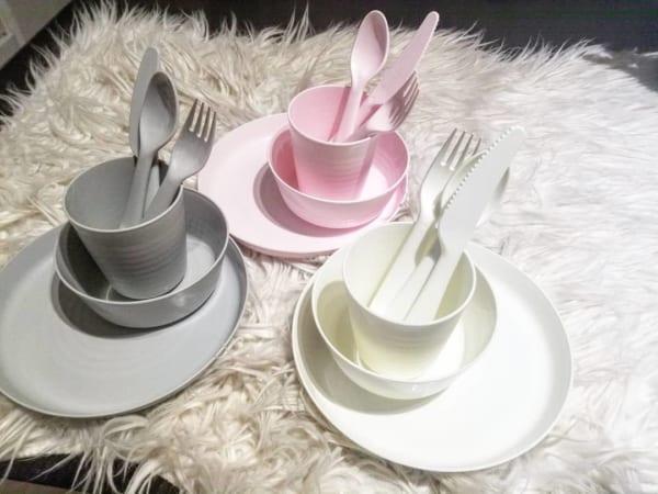 ikea プラスチック製 食器