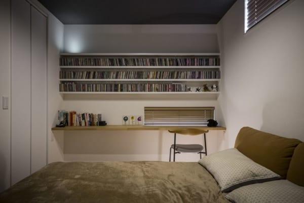 寝室インテリア3