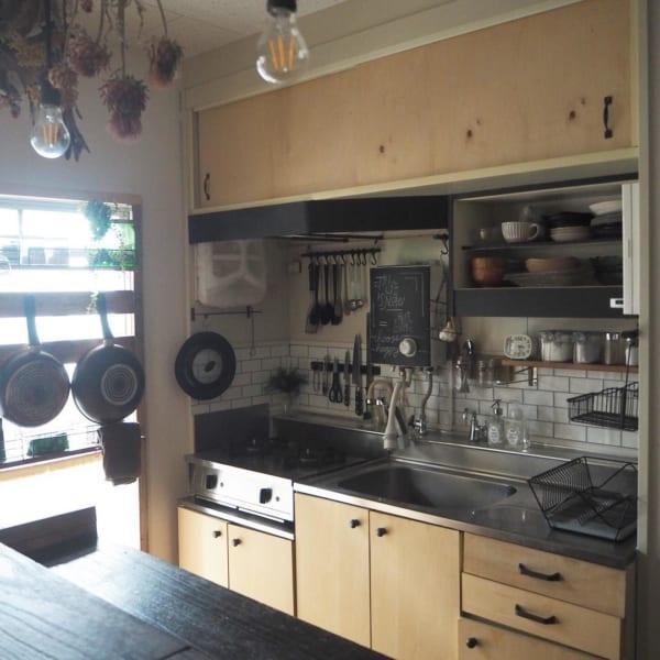 ステンレスキッチン 天板11