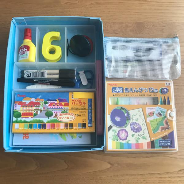 学用品・ゲームなどの上手な収納アイディア8