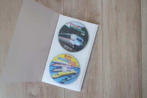 DVD収納③ファイルで収納する15