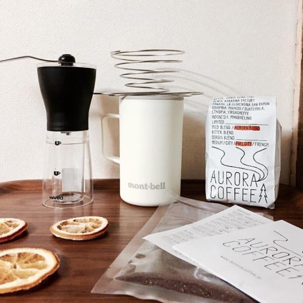 コーヒー好きにおすすめのコーヒーミル・セラミックスリム
